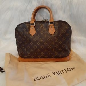 LOUIS VUITTON ALMA MONOGRAM - PM Size